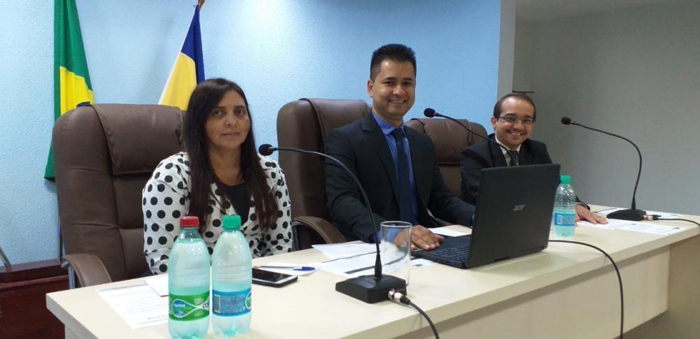 Câmara Municipal realiza primeira sessão do ano de 2020
