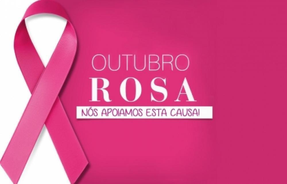 A Câmara Municipal de Itapuranga apoia a Campanha Outubro Rosa