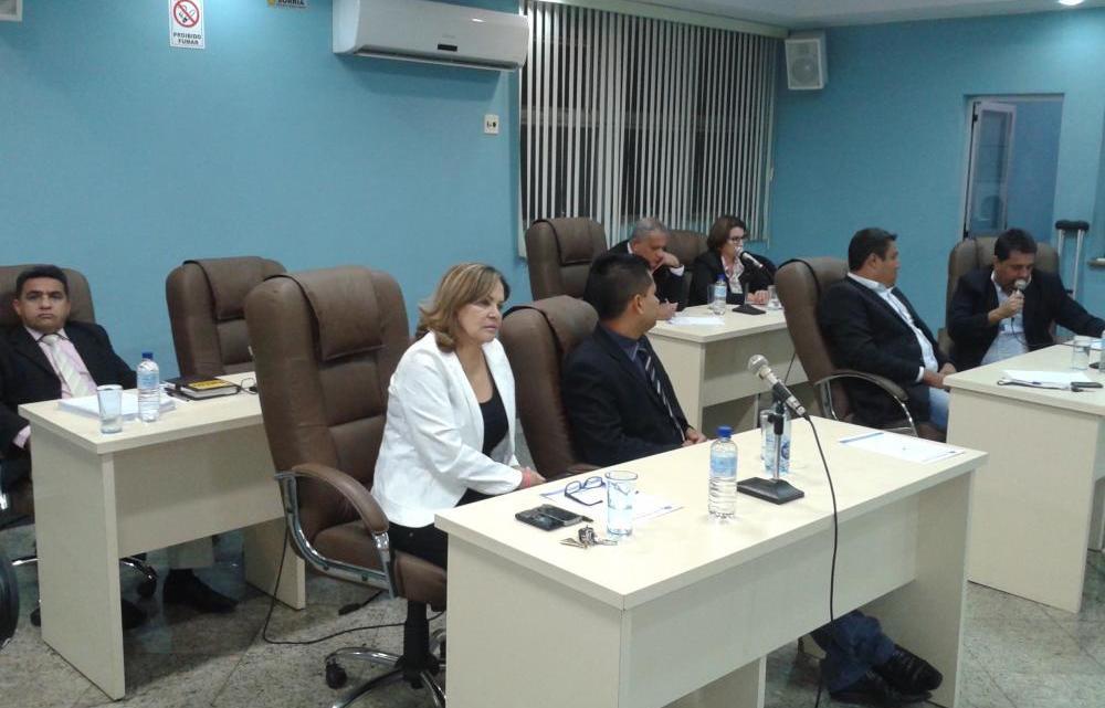 Câmara reprova Projeto de Lei que autoriza o Executivo a desafetar lotes urbanos localizados no setor Milton Camilo de Faria II