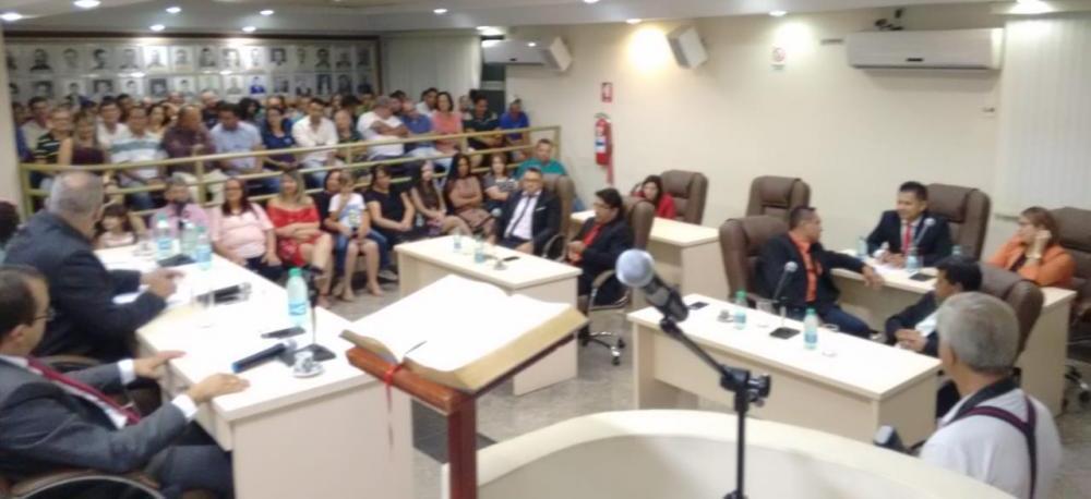 Câmara realiza eleição da Mesa Diretora do próximo biênio