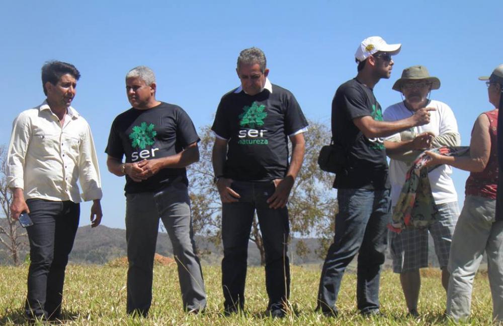 Vereadores de Itapuranga participam da Visita Técnica nas nascentes do Rio Canastra