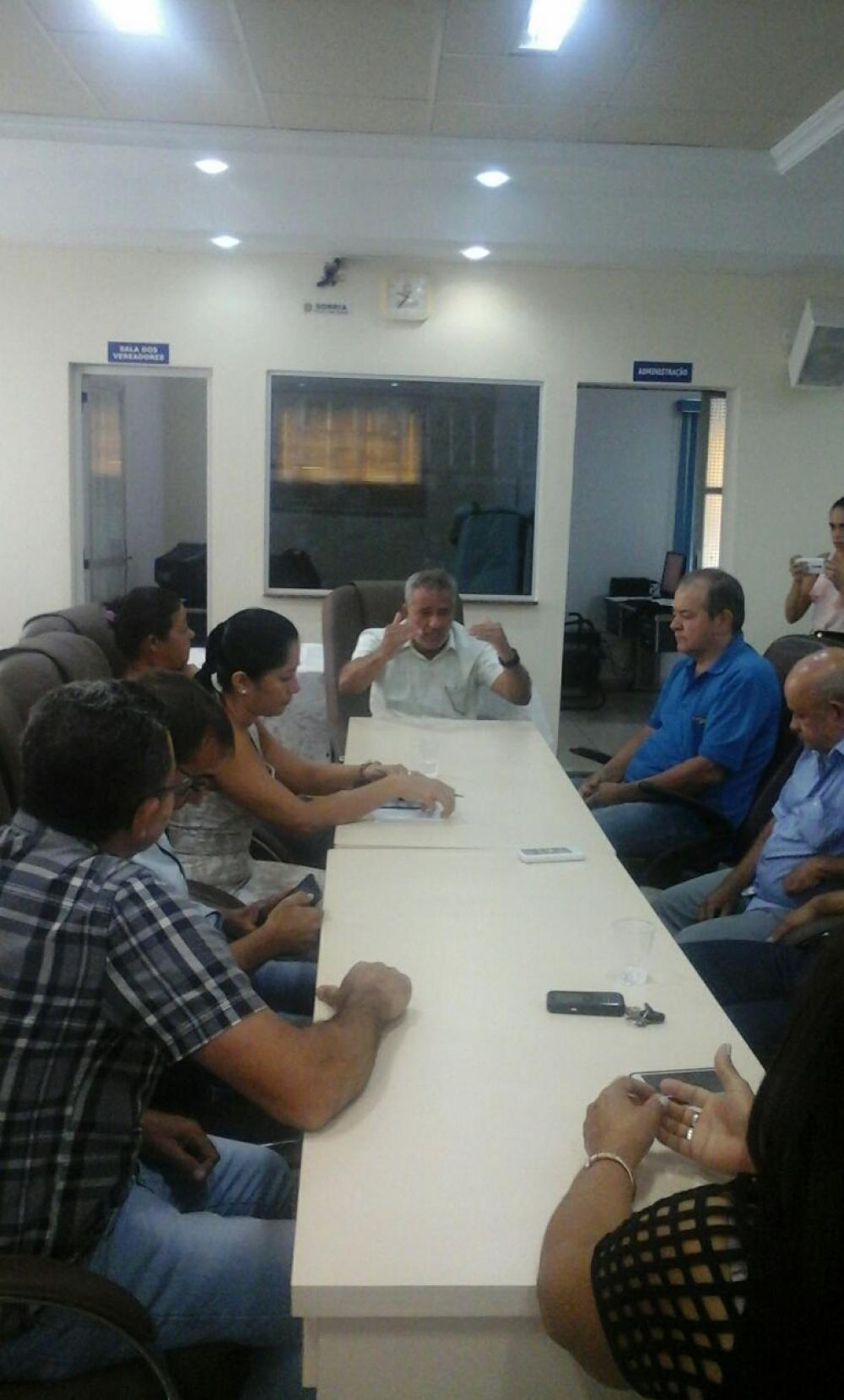 Vereadores prestam apoio ao Hospital Santa Casa do Povo